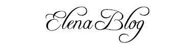 Elena blog