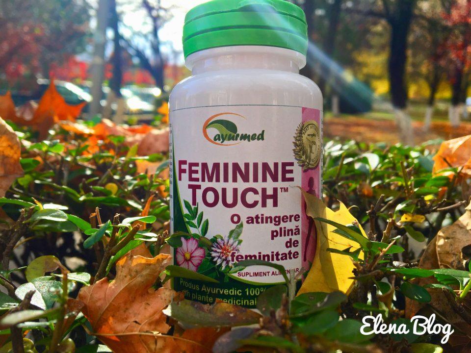 Sâni frumoși și sănătoși - Feminine Touch