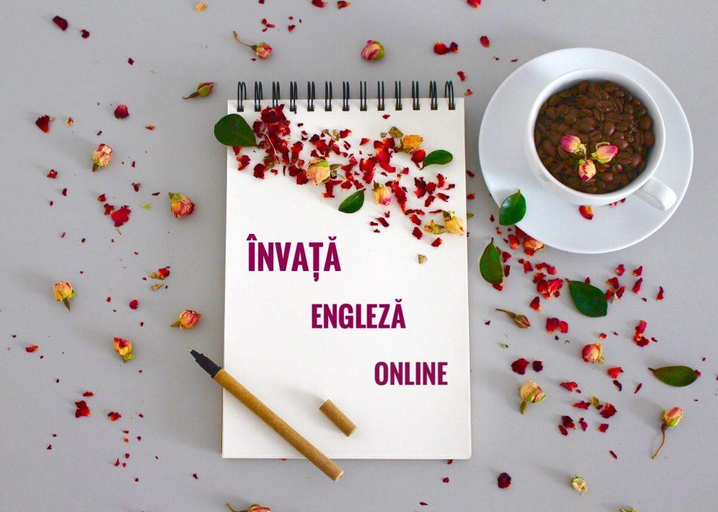 Curs de limba engleză online pentru începători