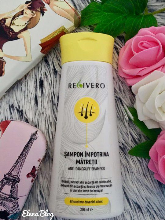 Șampon împotriva mătreții