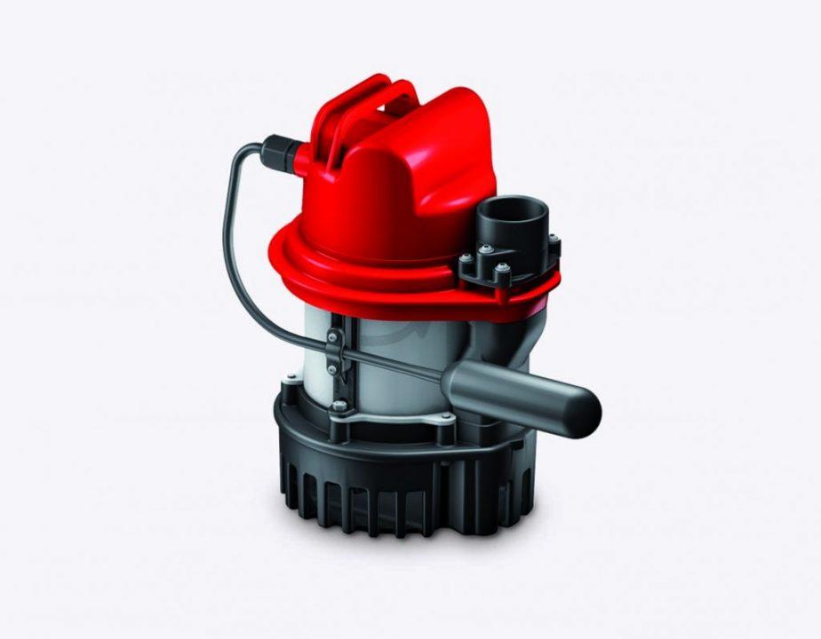 Pompa submersibila puternica pentru apa murdara