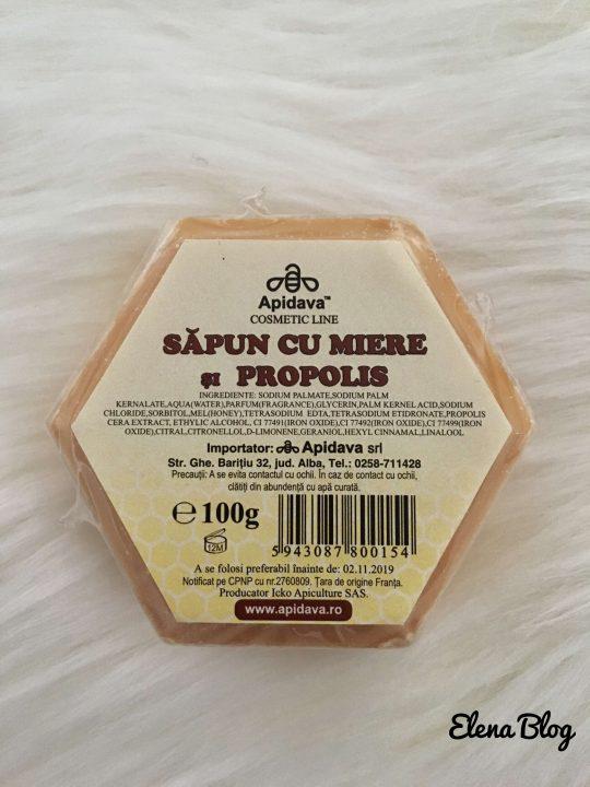 Săpun cu propolis