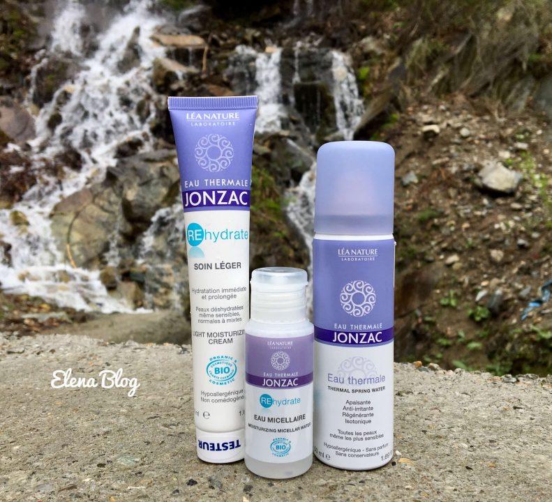 Dermatocosmetice bio Eau Thermal Jonzac pentru un ten curat, hidratat și luminos