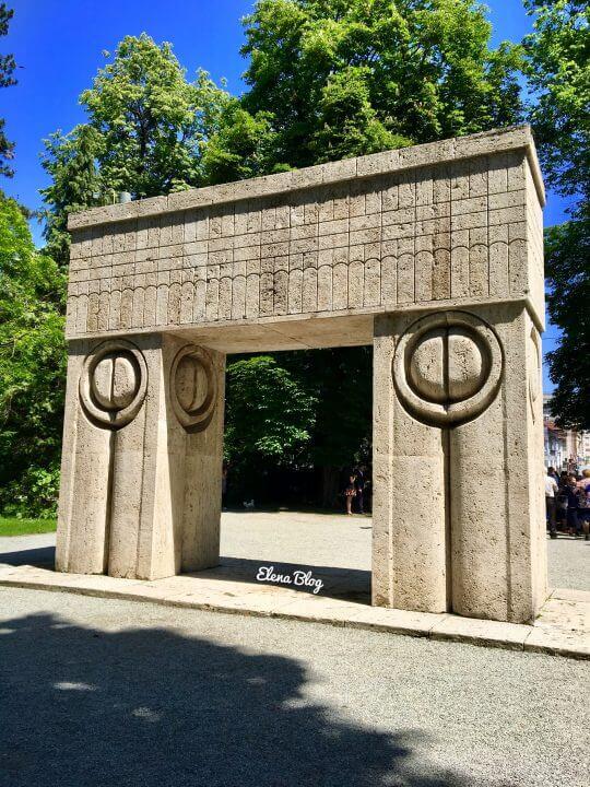 Cele mai vizitate atracții turistice din Târgu Jiu