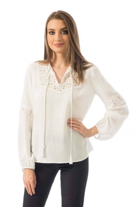 Bluze elegante pentru vară
