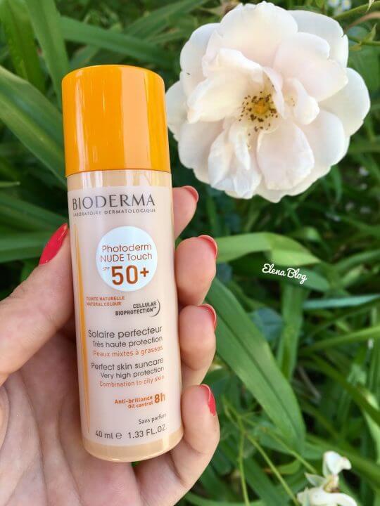 Crema nuantatoare pentru protectie solara ridicata SPF 50+