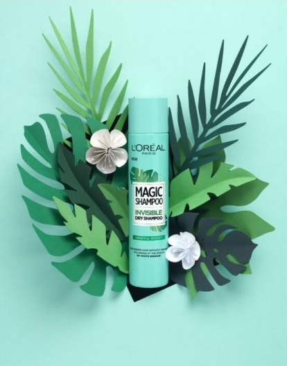 șampon uscat pentru volum L'Oréal Paris
