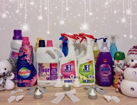 ce produse folosesc pentru curatenia de sarbatori