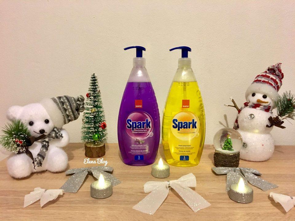 Detergent igienizant de vase