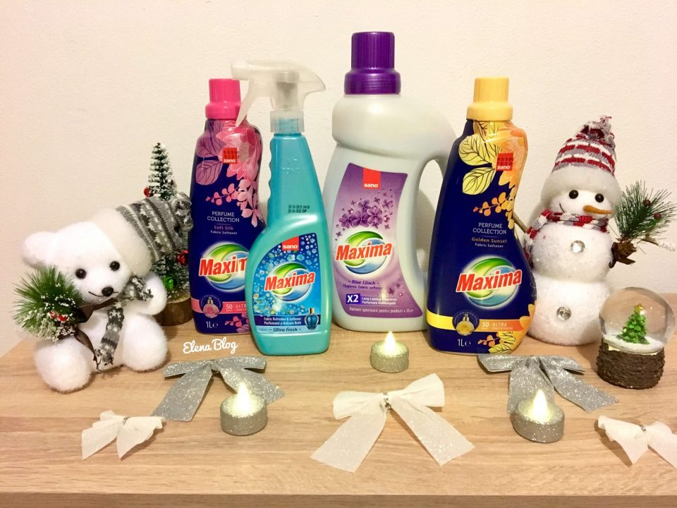 rufe curate și parfumate