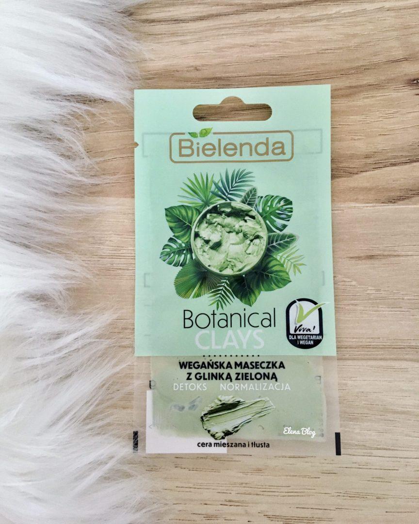 Masca pentru detoxifiere și curățare de la Bielenda