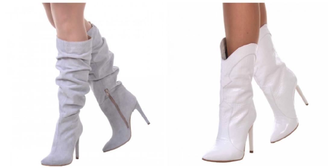 Alegeri cu stil - cizme si ciocate chic de la Sabrine.ro