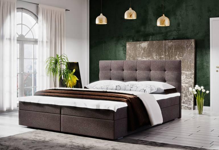 Dormitor confortabil pentru relaxare și odihnă