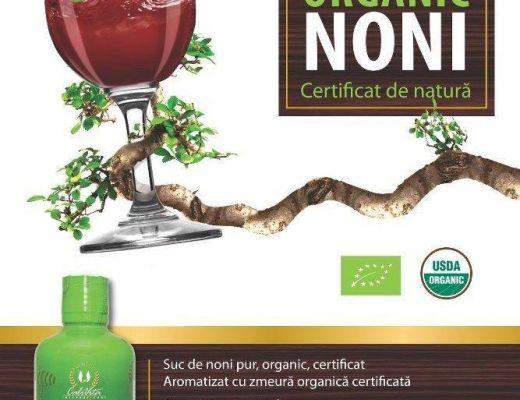 Organic Noni Sirop